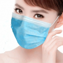 Medical 3 ply dust mask